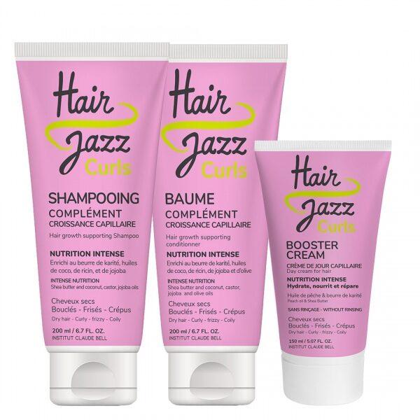 Hair Jazz Lockar - Enkel Lockformande Behandling