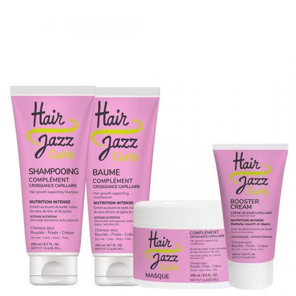 Hair Jazz Lockar - Full Lockformande Behandling