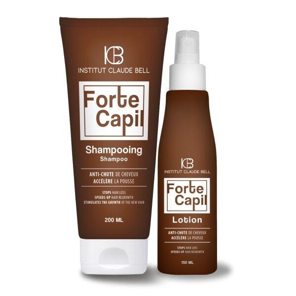 Forte Capil - Behandling av håravfall - Schampo och Lotion
