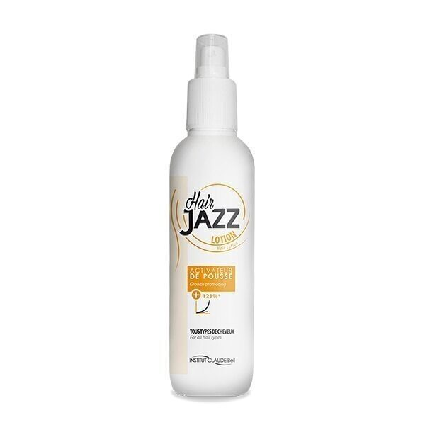 HAIR JAZZ  lotion kan påskynda din hårtillväxt!