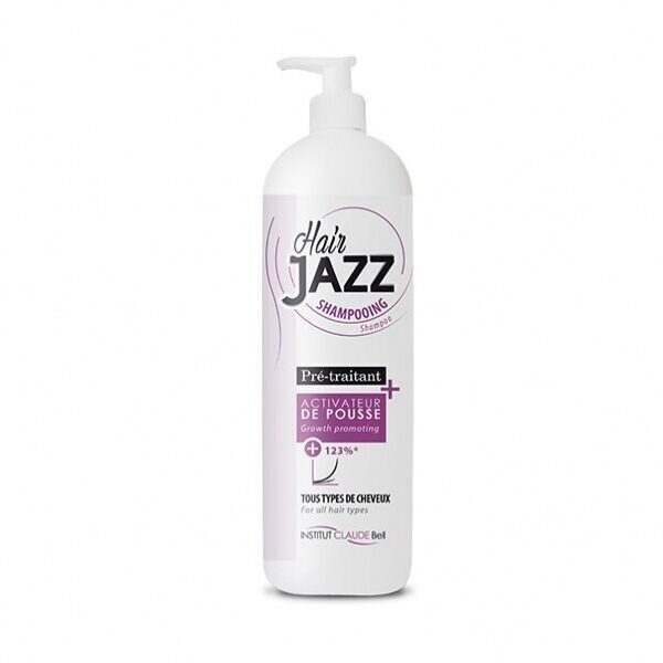 HAIR JAZZ Schampo - stor pumpflaska
