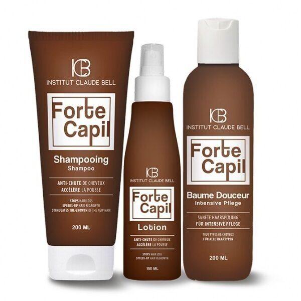 Forte Capil - Längre hårbehandling