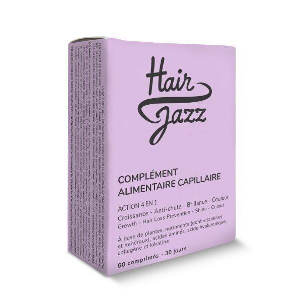 HAIR JAZZ Vitaminer för snabbare hårväxt!